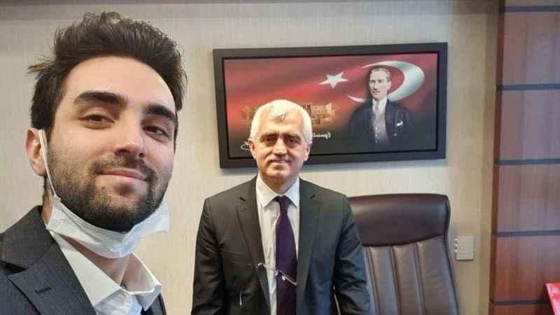 Gergerlioğlu'nun oğlu gözaltına alındı