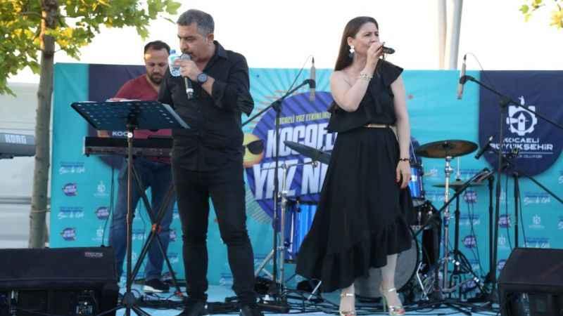 Yerel müzisyenlere Büyükşehir'den anlamlı destek