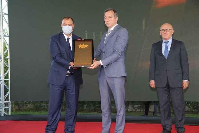 Toyota ödül aldı