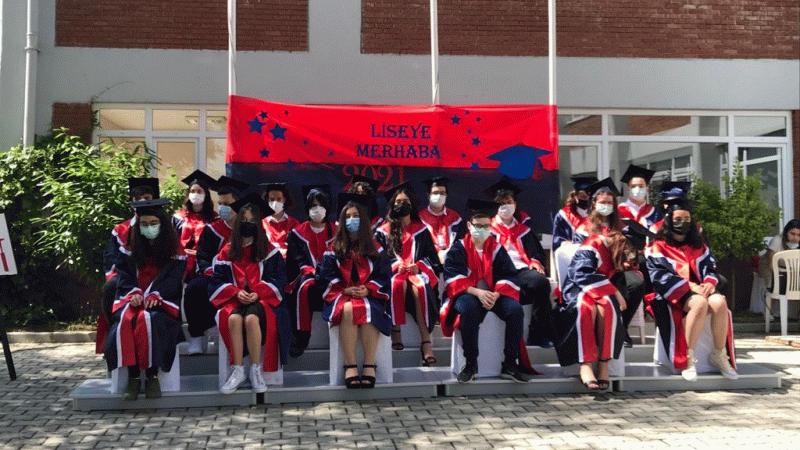 ODTÜ GV Özel KYÖD Ortaokulu LGS başarılarına bir yenisini daha ekledi