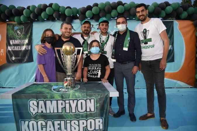 Bizim Şehrin Çocuklarının Kupası Başiskele'de