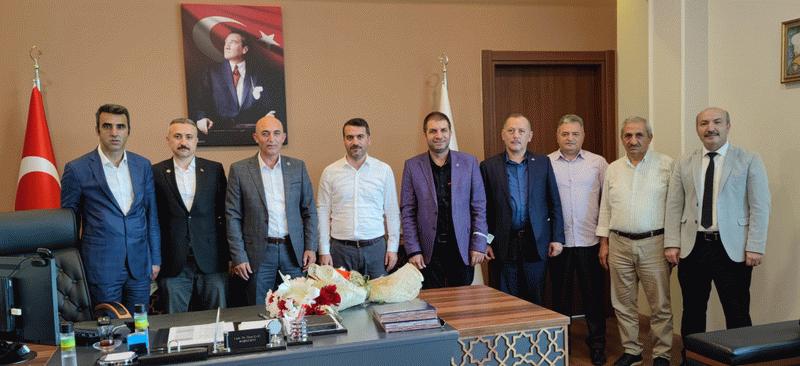 Memur-Sen'den Gebze Fatih  Devlet Hastanesi'ne ziyaret
