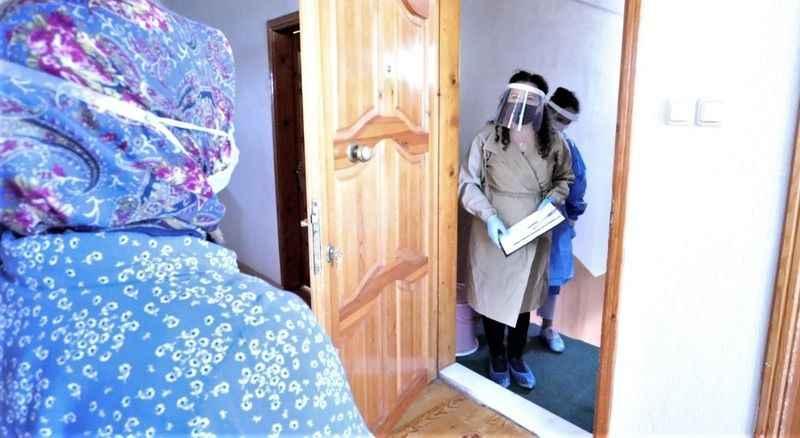 Hasta Refakatçi Eğitimi köylerde de verilmeye başlandı