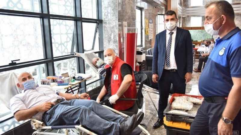 Kartepe'den kan bağışına teşvik