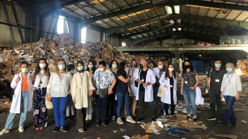 TÜBİTAK'ın çevre projesine İzmit Belediyesi'nden destek