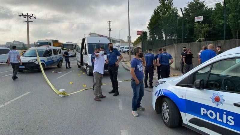 İşçi servisine silahlı saldırı: 4 yaralı