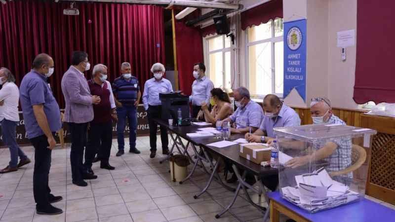 CHP Kocaeli, Bulgaristan seçimleri için kurulan sandıkları ziyaret etti