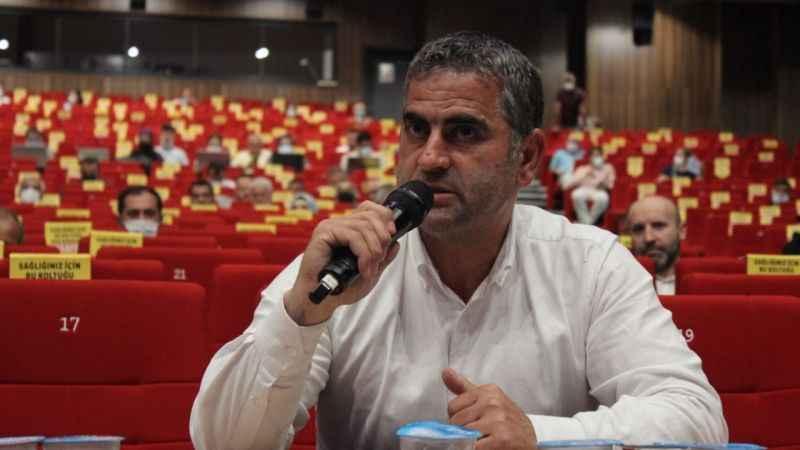 Kandıra'daki skandalı belediye başkanı kabul etti