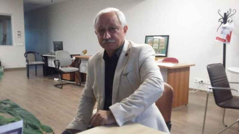 Mustafa Can, YRP İl Başkanlığına aday