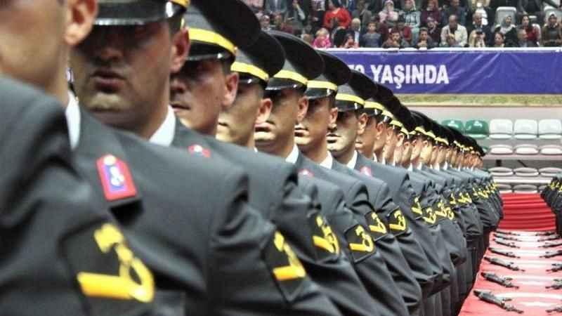 Jandarma ve Sahil Güvenlik Akademisi 200 subay, 712 astsubay öğrenci alıyor