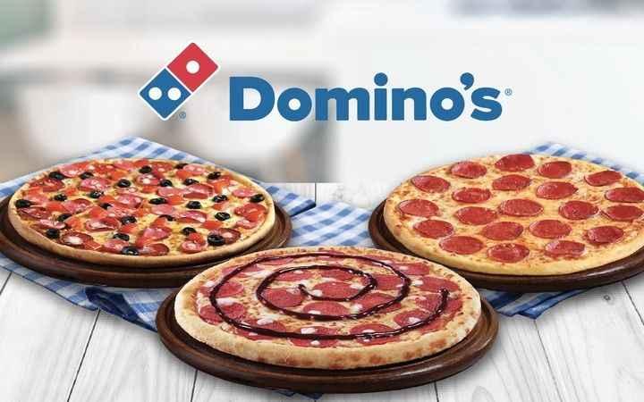 Domino's ile bu bayram  lezzetli sofralarda buluşuyoruz