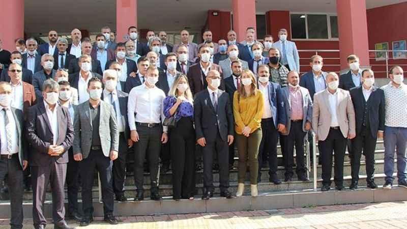 MHP İl yönetiminin tamamı görevden alındı!