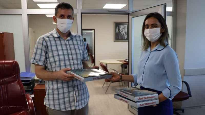 Hürriyet, Kurban Bayramı'nda da pişmaniye üreticilerine destek verdi