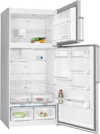 Siemens buzdolapları ile  yiyecekler hep daha taze!