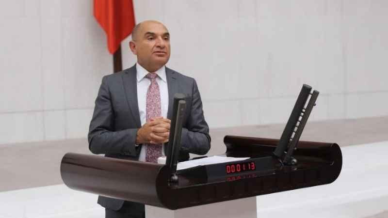 CHP'li Tarhan Kocaeli'de yaşanan elektrik kesintilerini meclise taşıdı