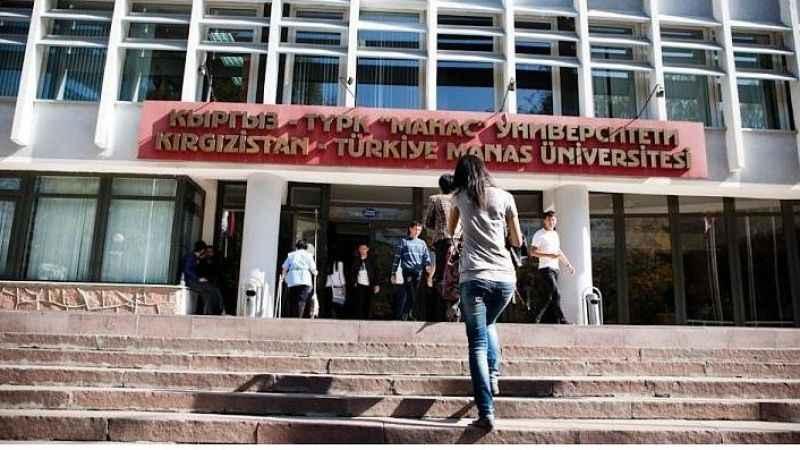 Kırgızistan-Türkiye Manas Üniversitesi 16 Öğretim Üyesi Alacak