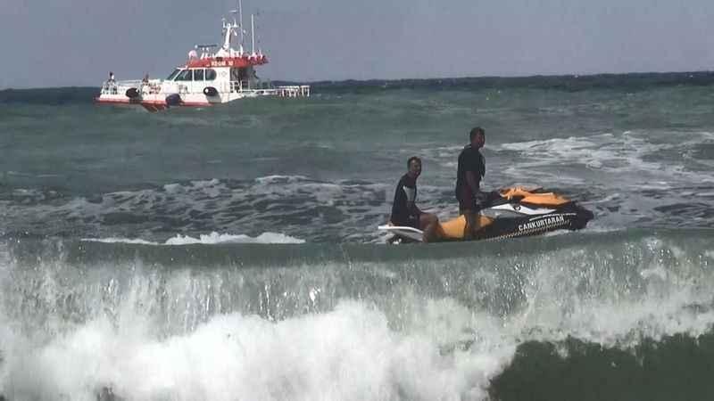 Denize girmenin yasak olduğu Kandıra'da bir kişi daha boğuldu