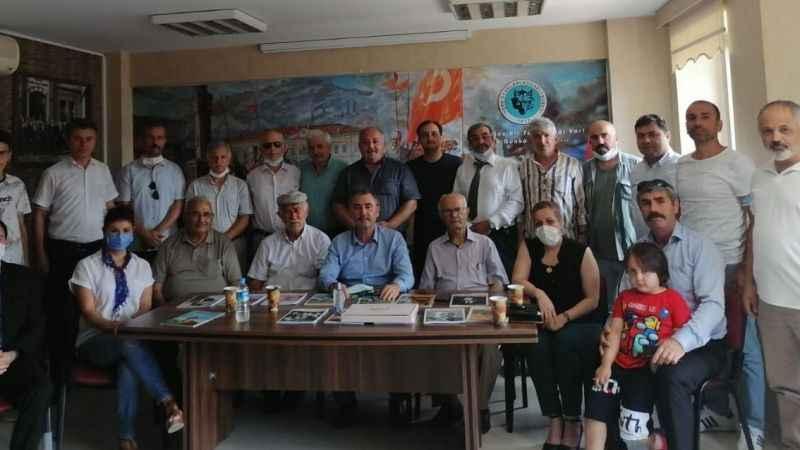 Milli Kuruluşlar Türk Ocağı'nda bayramda buluştu
