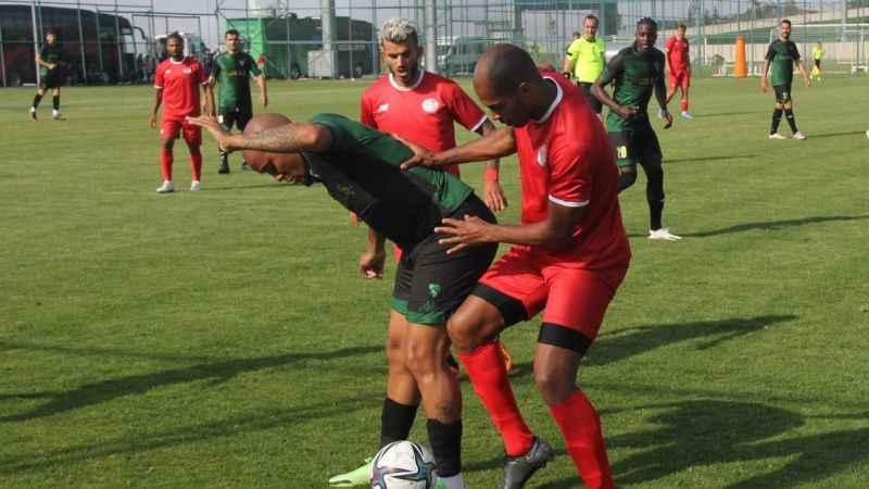 Bolu'daki ilk maç İstanbulspor ile