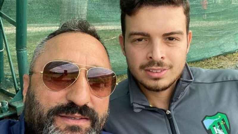 Mehmet Akif Oker devam ediyor