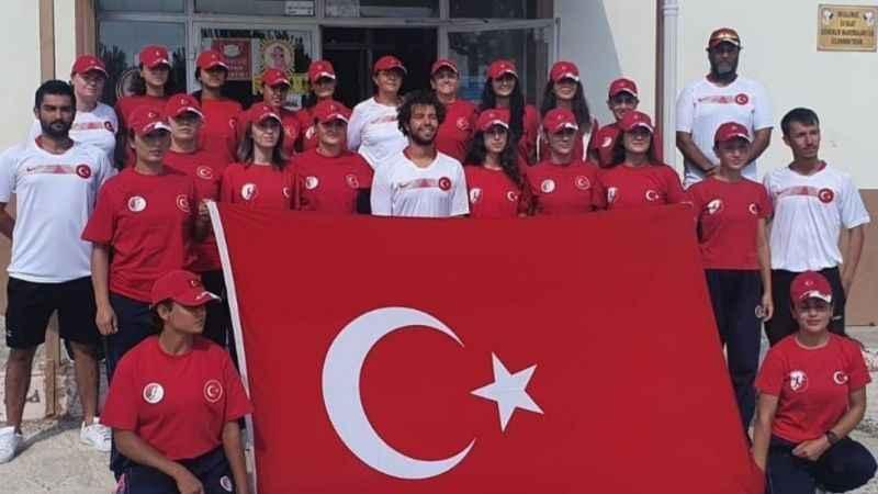 Milli kriketçilerimiz Denizli'de kampa girdi