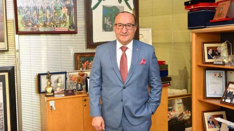 KSO Başkanı Zeytinoğlu, kapasite kullanımını değerlendirdi