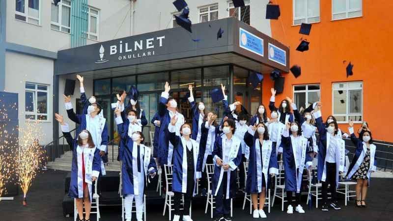 BİLNET Kocaeli öğrencileri istedikleri okullara yerleşti