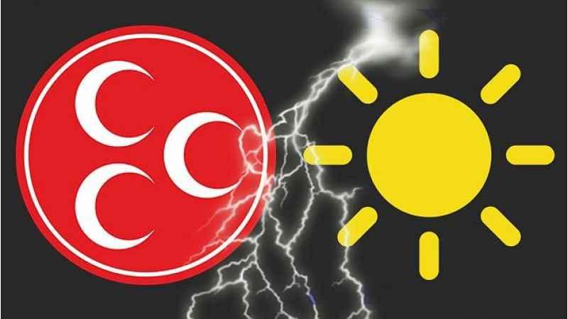 İYİ Partili Başkandan MHP'li isme tehdit