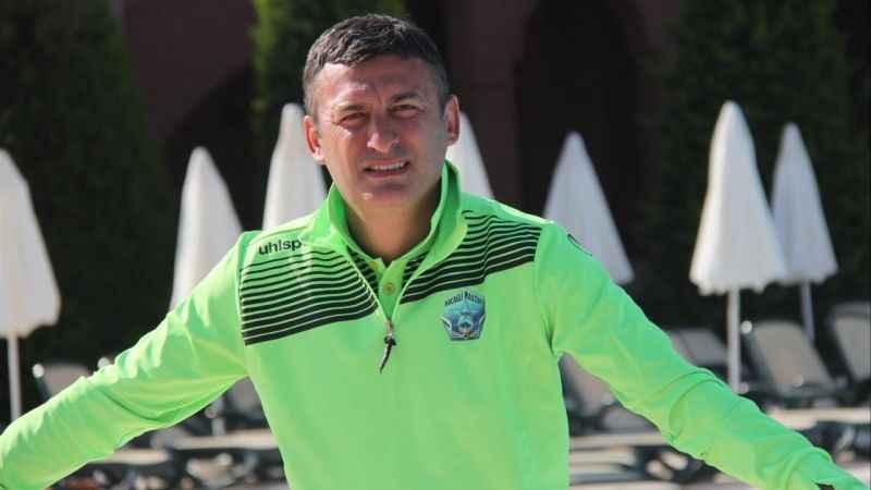 Serter Keskin, futbol akademisi kurdu