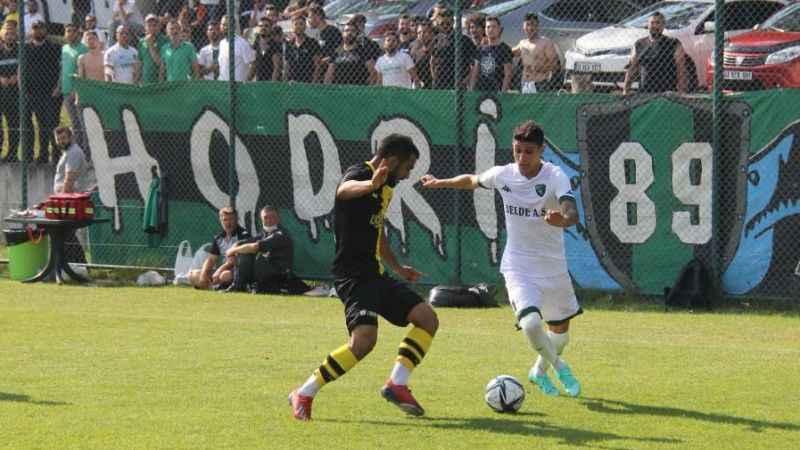 Adana Demirspor maçı iptal!