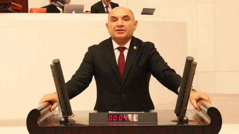 CHP'li Tarhan'dan KOÜ Rektörlüğü'ne cevap