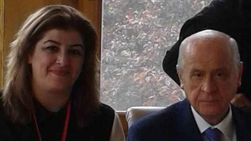 MHP İl Kadın Kolları Başkanı Yasemin Kantaroğlu da istifa etti