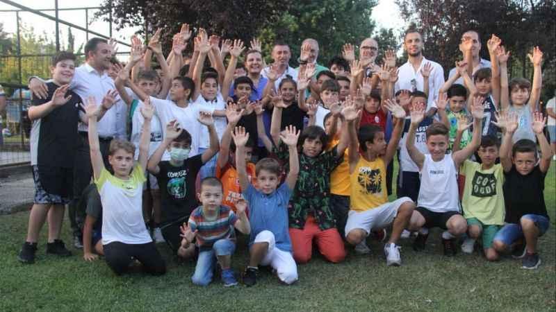 Serter Keskin Futbol Akademisi açıldı