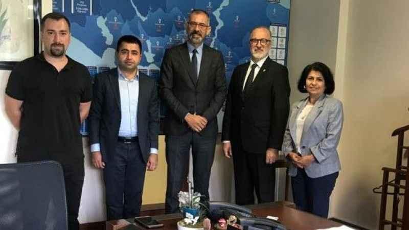 İzmit Belediyesi'nden İstanbul İSMEK'e ziyaret
