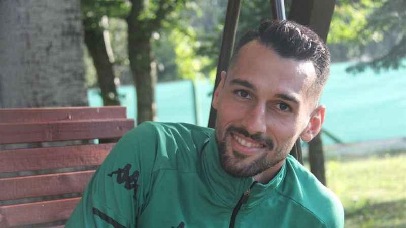 Alpay Çelebi: Kocaelispor'a gelmemde annemin tek cümlesi yetti