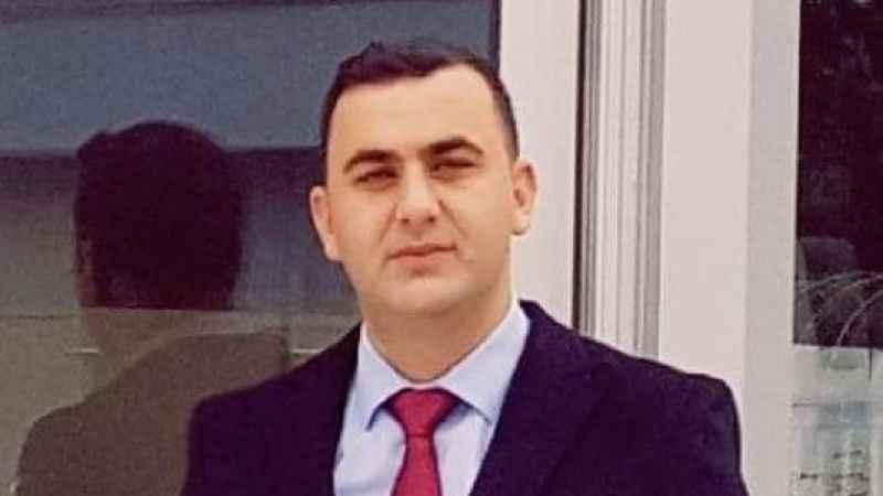 MHP İzmit İlçe Başkanı Kemal Okur oldu