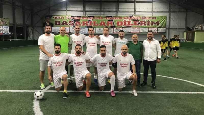 Altın Kiraz'da finalin adı: Beta Spor – Lounge Simit Sarayı