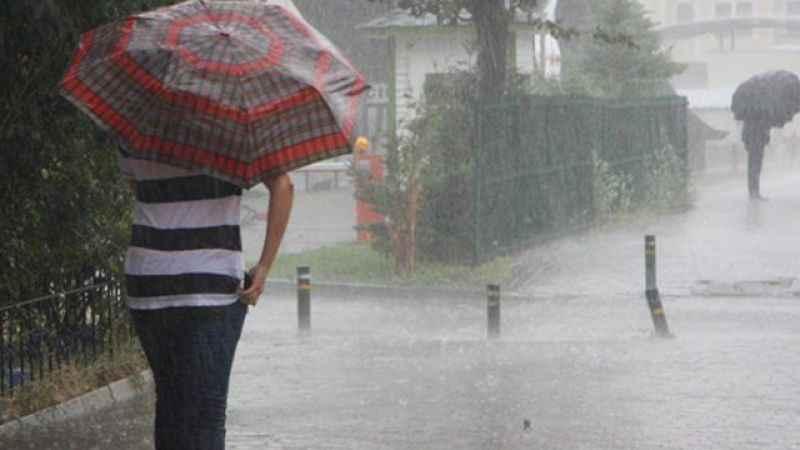 Meteoroloji duyurdu: Sağanak yağış geliyor