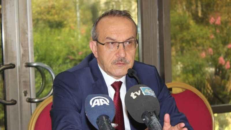 Vali Yavuz: Pandemi Türk sanayisi için fırsata dönüştü