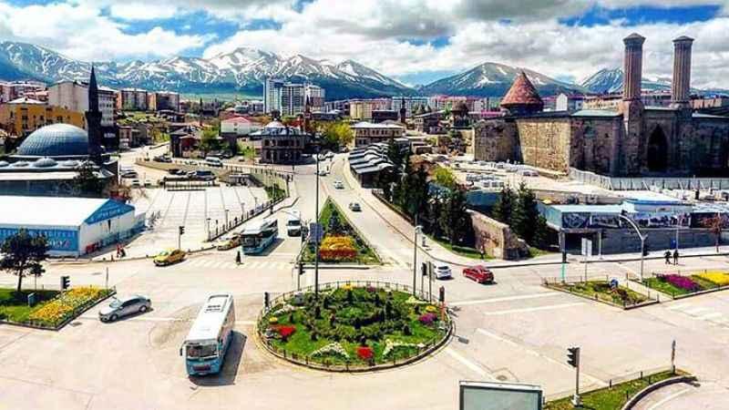 Kocaeli'de 92 bin 963 nüfusu ile Erzurum 1'nci sırada