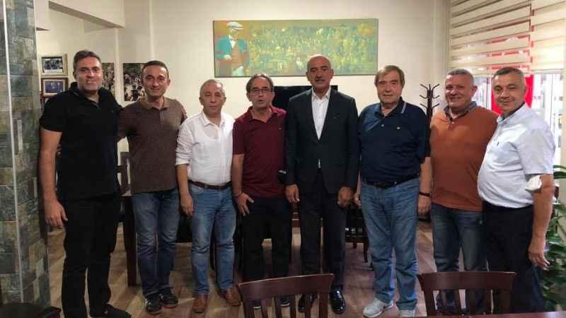 İzmit Kent Konseyi, Makedonya Göçmenleri Derneği'ne gitti