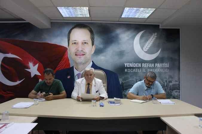 YRP Başkanı Aras: Artık satacak bir mal kalmadı