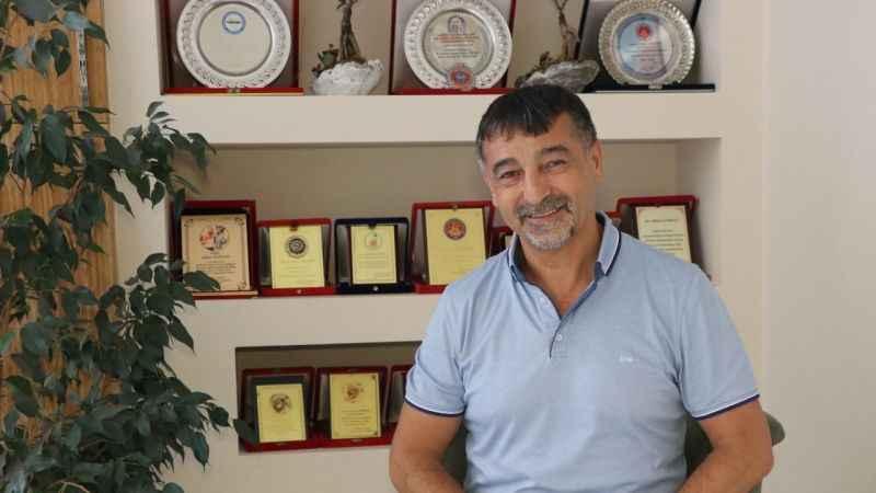 Eray Şamdan'ın babası, oğluyla gurur duyuyor