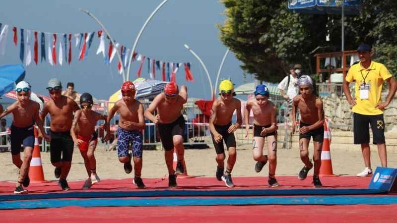 Biathle-Triathle Türkiye Şampiyonası ve Milli Takım Seçme Yarışısona erdi