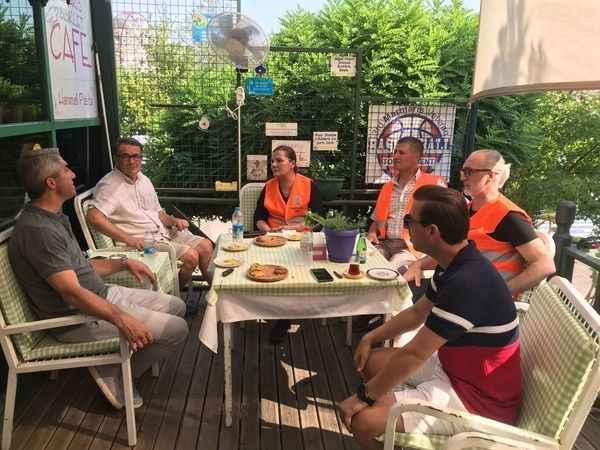 Hürriyet, Marmaris Belediye Başkanı Mehmet Oktay ile bir araya geldi