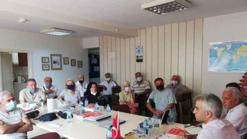 Vatan Partisi'nden atılım toplantısı