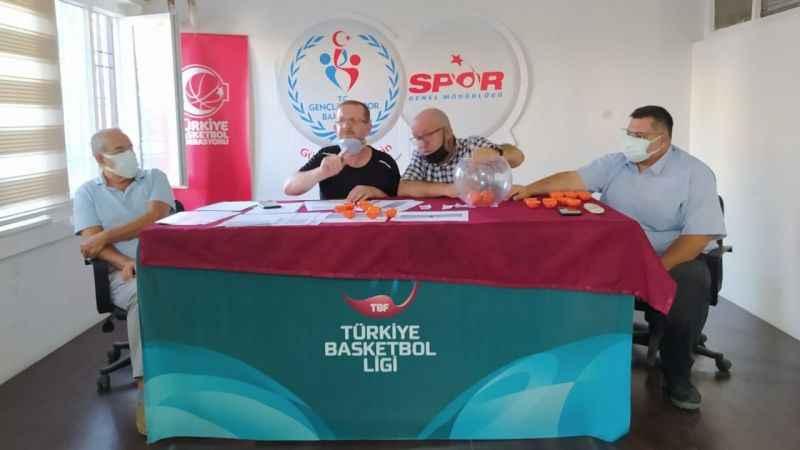 Basketbol Yaz Ligi (KBYL) kuraları çekildi