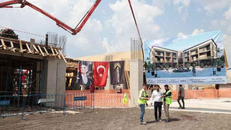 TBMM Başkanvekili Akar ve TOBB Başkanı Hisarcıklıoğlu, Kocaeli'de temel atma törenine katıldı