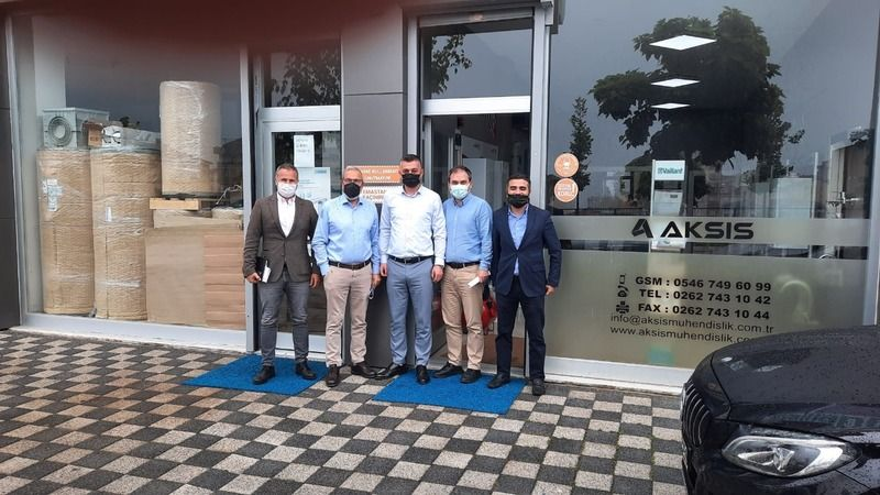 Vaillant Kocaeli'deki yetkili satıcıları ile bir araya geldi