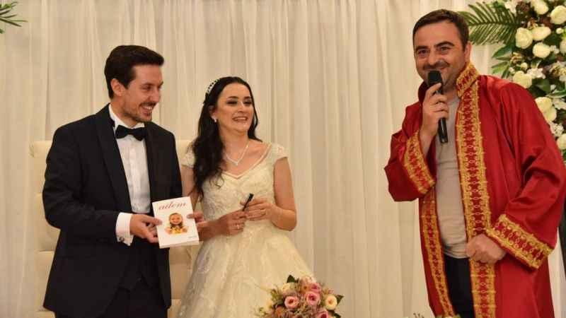 Başiskele'de nikah rekoru kırıldı